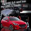 Android 6.0 GPS Navigation Box for Mazda 2 Demio Mzd Connect Video Interface Knob Control Waze