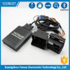 for Renault Megane 3 Scenic 3 Laguna Traffic Car Radio USB SD Aux MP3 3.5mm Aux Input Adapter