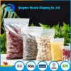 Big Size Clear PE Zip Lock Bags for Fish Fishing Lures PE HDPE LDPE Biodegradle Constrach Freshness Protection Package