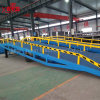 China Best Selling Low Price 6-15ton Container Hydraulic Dock Loading Ramp for Forklift with Ce Certification