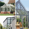 Popular Aluminium Sunroom with Hollow Glass / Low-E Glass (FT-S)