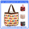 Summer Fashion Colorful Leisure Shopping Beach Bag with Large Capacity