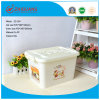 50L Co PP Plastic Storage Box for Food/Clothes...