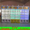 Custom-Made Recycle Portable Modular Feature Wall Panels for Display in Tradeshow, Exhibition, Events, Conference, and Fairs