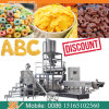 Automatic Industrial Corn Flakes Breakfast Cereals Processing Machine