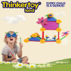 Plastic DIY Preschool Educational Toy in Pretend Play