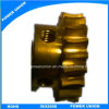 Brass CNC Machining Spare Parts Transmission Gear