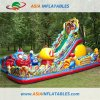 High Quality Giant Inflatable Combo/Inflatable Fun City for Sale