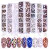 Wholesale Fashion Mixed Crystal Stone Rhinestone Decoration for Nail Art