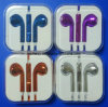 Wired Earbud Mobile Phone Earpiece with Microphone