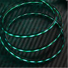 5V 2A Visible Flowing LED Light Data Transfer Micro USB Charging Cable