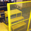 Safety Wire Fencing for Industrial Warehouse