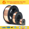 0.8mm Electrocoppering MIG Welding Wire (ER70S-6 ER50-6) with CO2 Gas Shielded