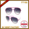 F7169 Hot Sale Plastic Sunglasses