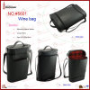 Luxury Faux Leather Dual Wine Bag (5601)