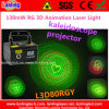 RGY 3D Animation Music Activated DJ Disco Party Lights