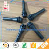 Smooth Surface Hot Sale Black Rubber Tip