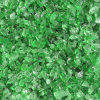 Green Fire Glass for Fire Pit