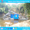 Chain Bucket Gold Mining Dredger