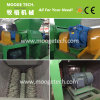 Agricultural dirty plastic film shredder machine