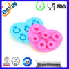 2015 New High Quality Ball Shape Silicone Ice Cube Tray