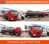 Chemical Liquid Tank Truck Tanker Truck 25 Cbm for Sale