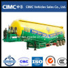 Cimc 50 Ton 3 Axles Cement Tank