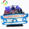 Factory Price 9d Vr 6 Seats HTC Vive Headset 9d Cinema Motion Chair Amusement Arcade Game Machine