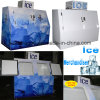 Outdoor Ice Merchandiser for 750kgs Ice Storage