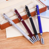 Explosive 4-in-One Multi-Function Metal Ball-Point Pen