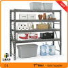 Metal Gardening Tool Rack, Industrial Tool Rack, Free Standing Metal Shelves