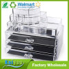 "Large 3 Drawer jewelry Makeup Storage Lipstick Liner Brush Holder Make up Organizer (10""X6""X7.7"")"