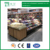 Wooden (MDF) Dried Food  Rack  for Supermarket