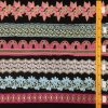 High Quality Factory Colored Lace Trim with Customized Pattern Click for More