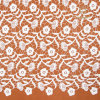 Made in China Flowers Embroidered Lace Fabric Wholesale