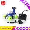 Plastic Electronic Remote Control Car with Flash and Music