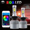 Wholesale Auto Headlights for China Buses for Hyundai Tucson LED Lights RGB Color Kay Drake Car LED Headlight