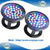 Yaye 18 Best Sell 9W/12W/18W/36W RGB LED Underwater Light/ 36W LED Fountain Light/36W RGB LED Pool Lights with IP68
