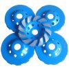 12 Segments Diamond Grinding Cup Wheel 4 Inch Metal Grinding Blade