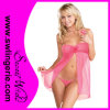 Wholesale Lovely Pink Adult Sex Lingerie