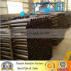 Ss400 Q235 Ms Carbon Black Circle Steel Pipe/Tube