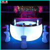 LED Round Bar Table Round Counter Club Table