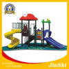 Animal World Series Children Outdoor Playground, Plastic Slide, Amusement Park GS TUV (DW-009)