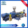Sjpt Plastic Double Screw Pet Flakes Granulating Machine Pelletizing Production Line