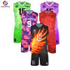 Latest Basketball Uniforms Design Sportswear Customized Sublimation Basketball Jersey