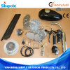 Chrome Black Bicycle Engine Motor Kit 2 Stroke