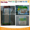 Blue Colour Smooth PE Back Film Disposable Baby Diaper