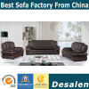 New Arrival Living Room Furniture Genuine Leather Sofa (F099)