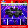 2000MW Rb 8-Head Mobile Laser Net (LN300RB)