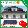 Popular Building Material in Africa Galvanized Sheet Metal Stone Coated Roofing Tiles